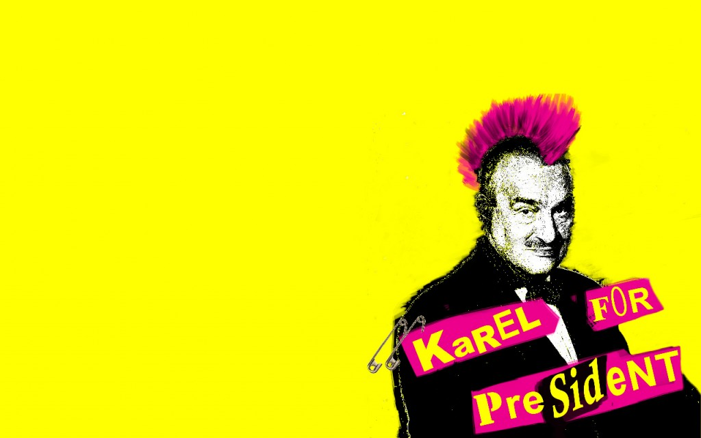 Karel for president