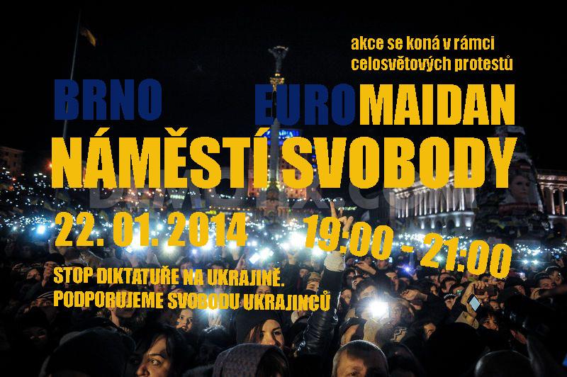 EuroMaidan na Svoboďáku